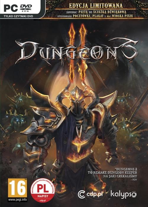 Dungeons 2 Edycja Limitowana (PC)