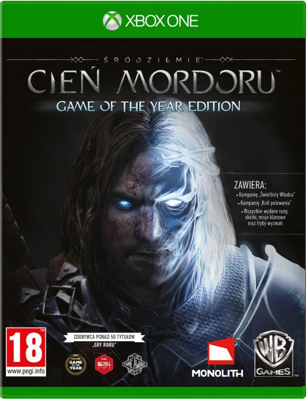 Śródziemie: Cień Mordoru Game of the Year Edition (Xbox One) PL