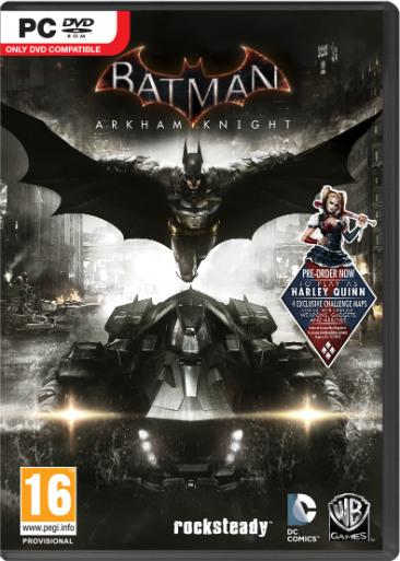 Batman: Arkham Knight Season Pass (PC) klucz Steam