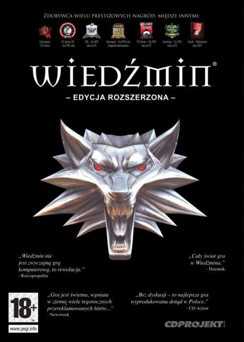 Wiedźmin: Edycja Rozszerzona (PC) DIGITAL