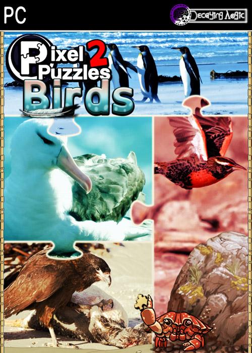 Pixel Puzzles 2: Birds (PC) DIGITAL