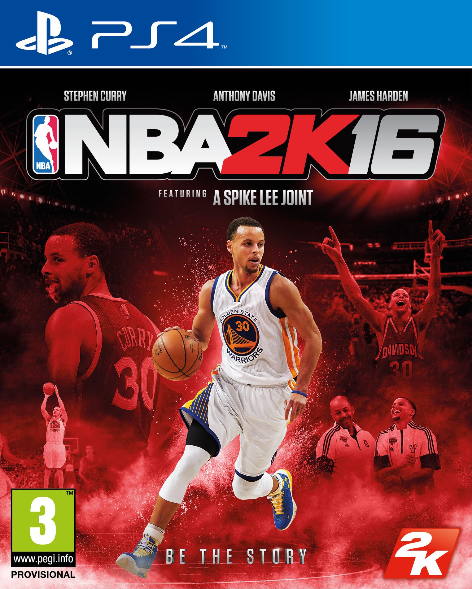 NBA 2K16 (PS4)
