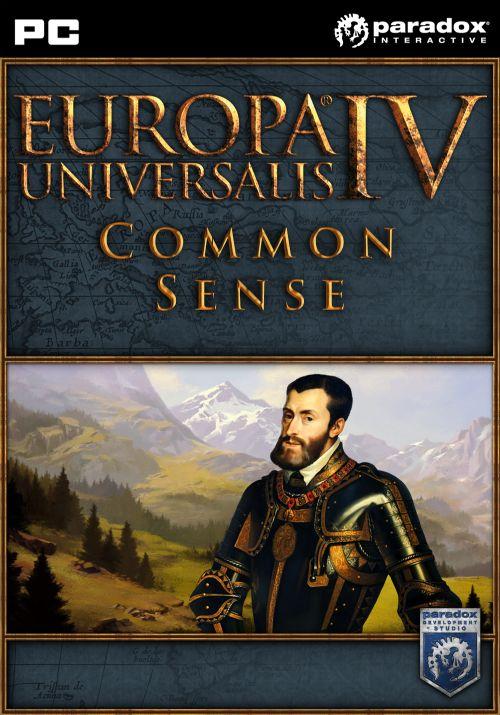 Europa Universalis IV: Common Sense (PC) klucz Steam