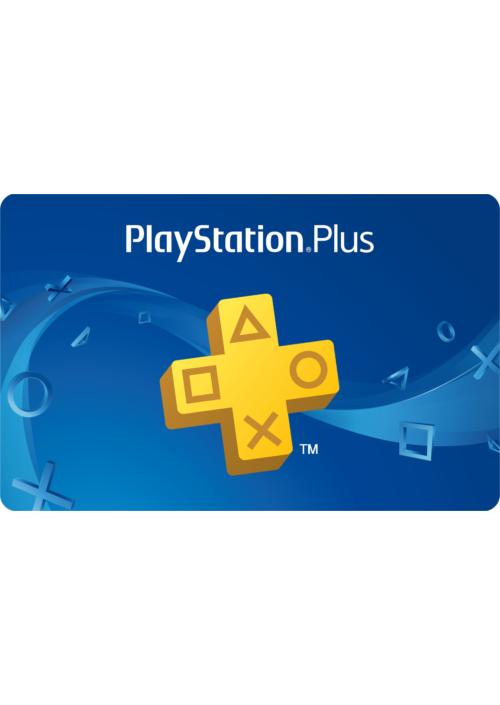 PlayStation Plus 3 miesiące DIGITAL