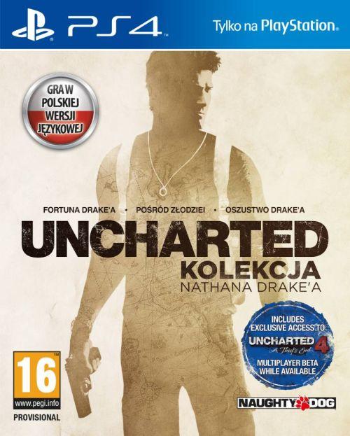 Uncharted™: Kolekcja Nathana Drake'a (PS4) PL