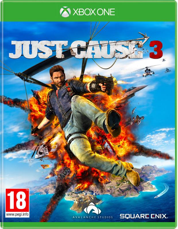 Just Cause 3 Edycja Kolekcjonerska (XOne) PL