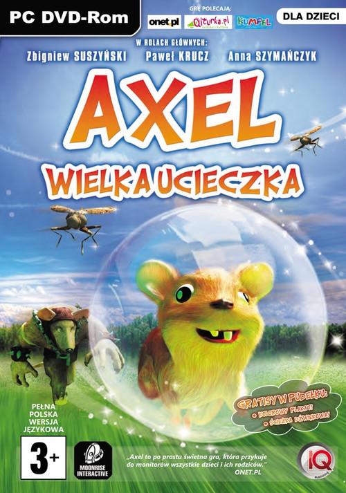 Axel - Wielka Ucieczka (PC) PL DIGITAL