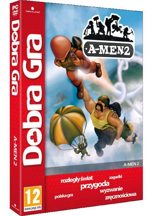 A-Men 2 - Dobra Gra (PC)