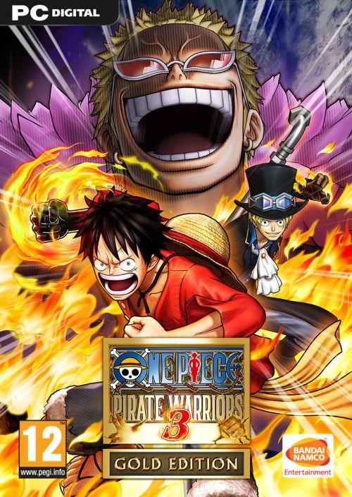 One Piece Pirate Warriors 3 Gold Edition (PC) klucz Steam