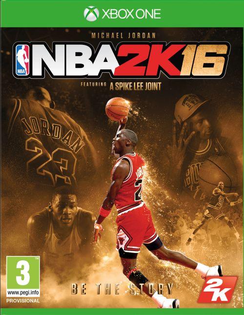 NBA 2K16 Michael Jordan Edition (XOne)