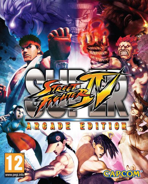 Super Street Fighter IV Arcade Edition (PC) klucz Steam