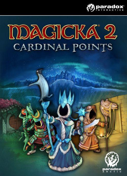 Magicka 2: Cardinal Points Super Pack (PC) PL DIGITAL