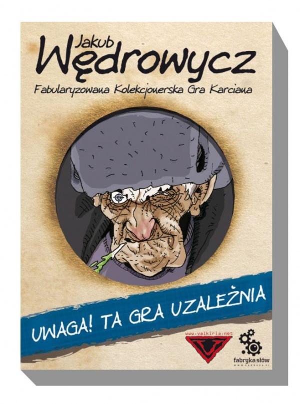 Jakub Wędrowycz - Zestaw Startowy 60 kart (Gra Karciana)