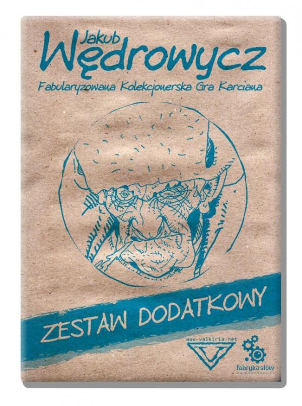 Jakub Wędrowycz - Zestaw Dodatkowy 9 kart (Gra Karciana)