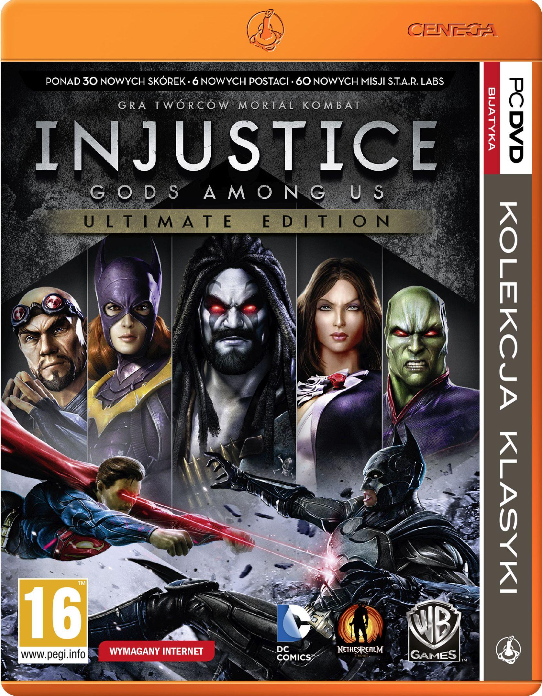 [PKK] Injustice: Gods Among Us Ultimate Edition (PC) PL
