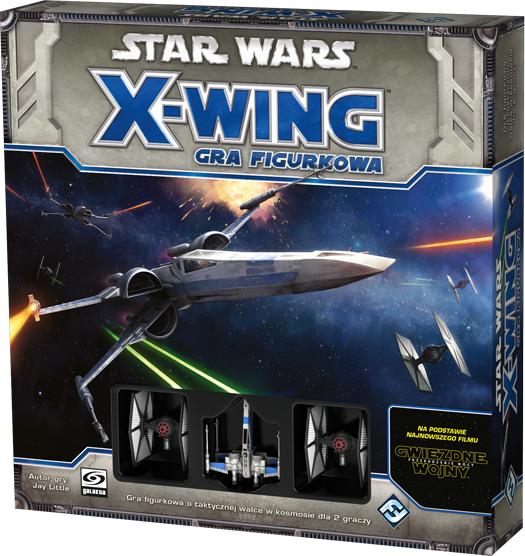X-Wing: Przebudzenie Mocy (Gra Figurkowa)