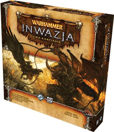 Warhammer: Inwazja - Zestaw Podstawowy (Gra Karciana)
