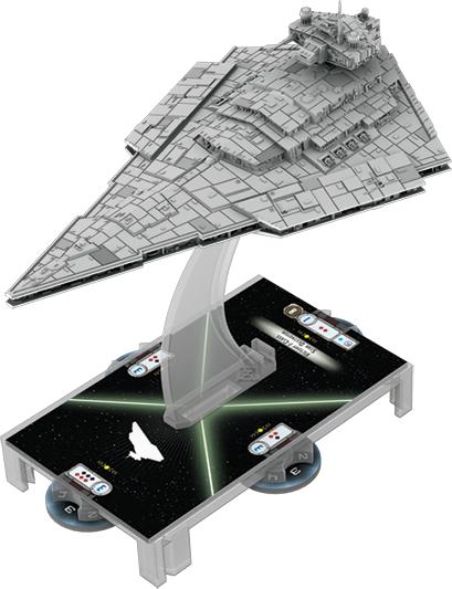 Star Wars: Armada - Niszczyciel Gwiezdny Typu Victory (Gra Figurkowa)