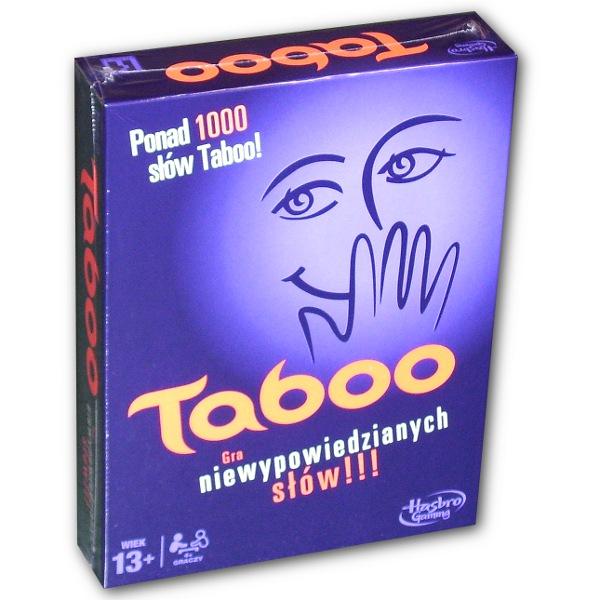 Tabu: Taboo (Gra Planszowa)