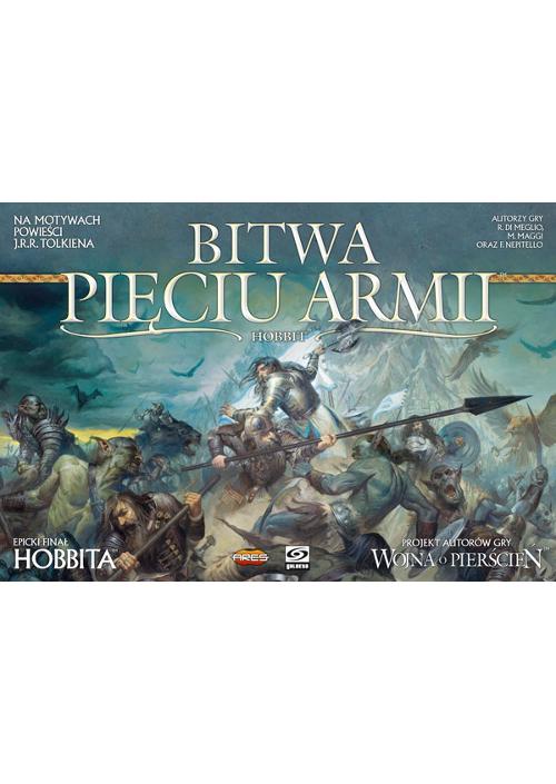 Bitwa Pięciu Armii (Gra Planszowa)