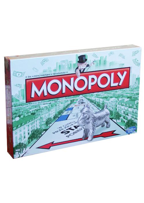 Monopoly: Standard (Gra Planszowa)