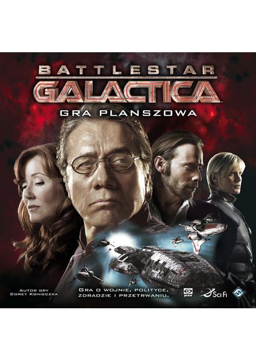 Battlestar Galactica (Gra Planszowa)