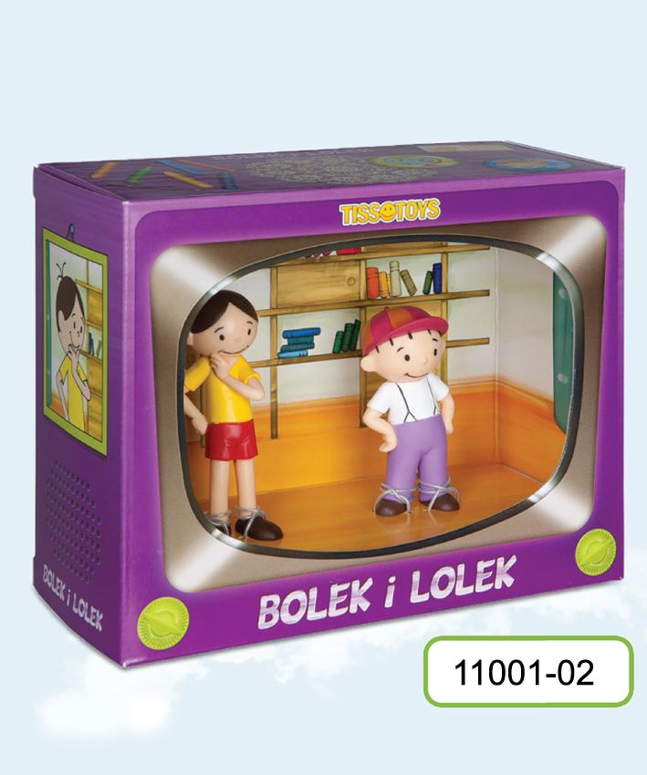 TissoToys: Bolek i Lolek (Zabawki)