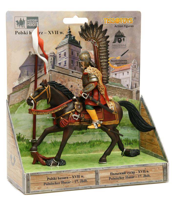 TissoToys: Polski Husarz XVII w. (Zabawki)