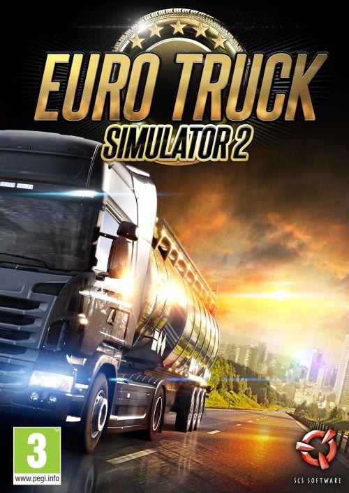 Euro Truck Simulator 2 (PC) DIGITÁLIS