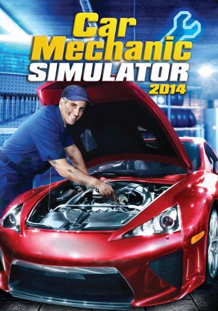 Car Mechanic Simulator 2014 (PC) DIGITÁLIS