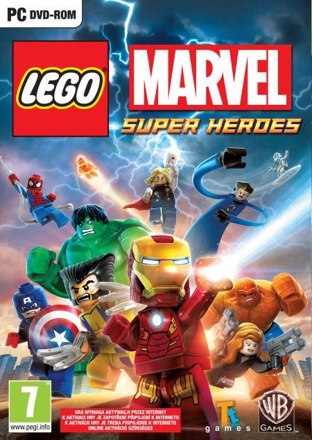 LEGO Marvel Super Heroes (PC) DIGITÁLIS
