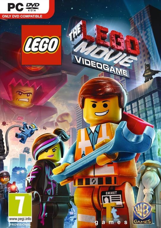 The LEGO Movie - Videogame (PC) DIGITÁLIS