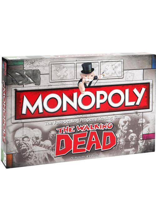 Monopoly: Walking Dead (Gra Planszowa)