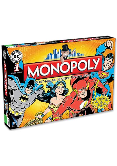 Monopoly: DC Universe (Gra Planszowa)