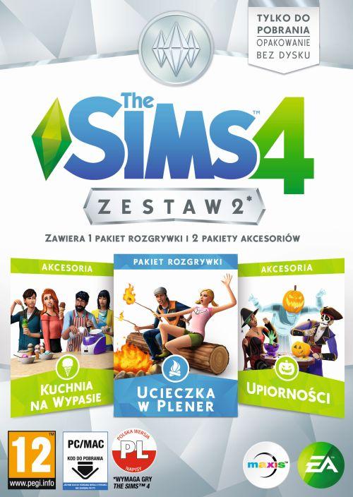 The Sims 4 Zestaw 2 (PC) klucz Origin