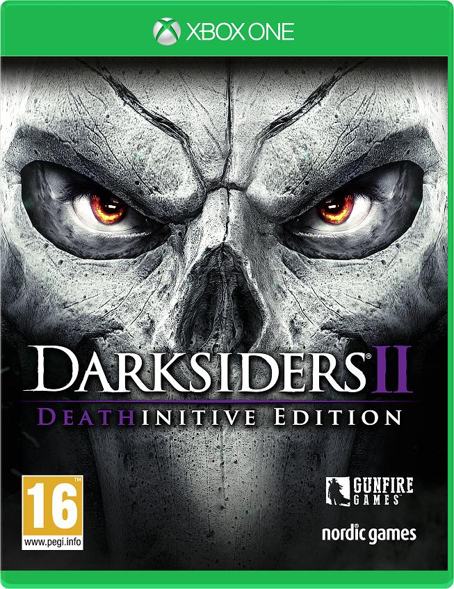 Darksiders II: Deathinitive Edition (XOne) PL