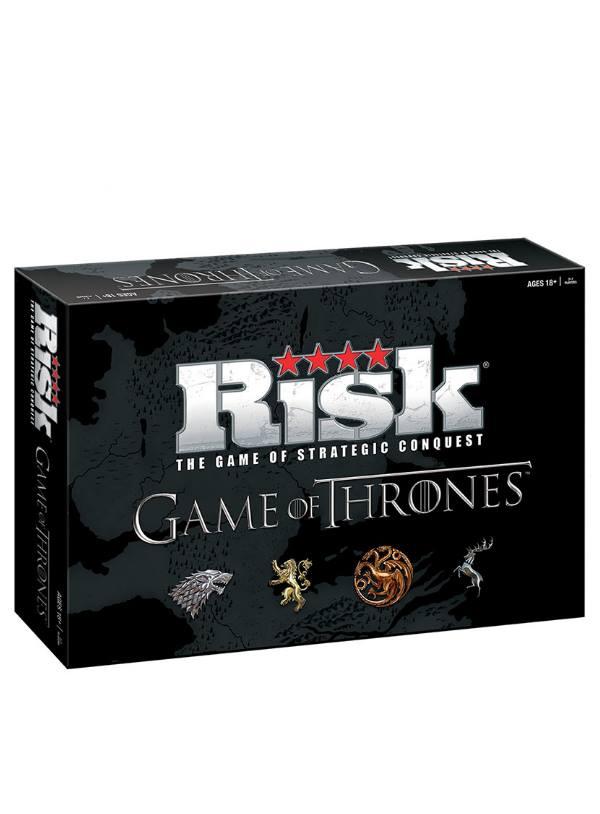 RISK: Game of Thrones (Gra Planszowa)