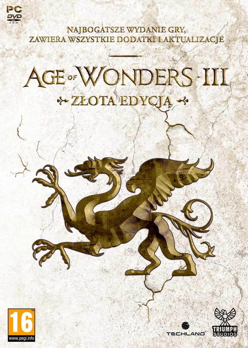 Age of Wonders III: Złota Edycja (PC) PL