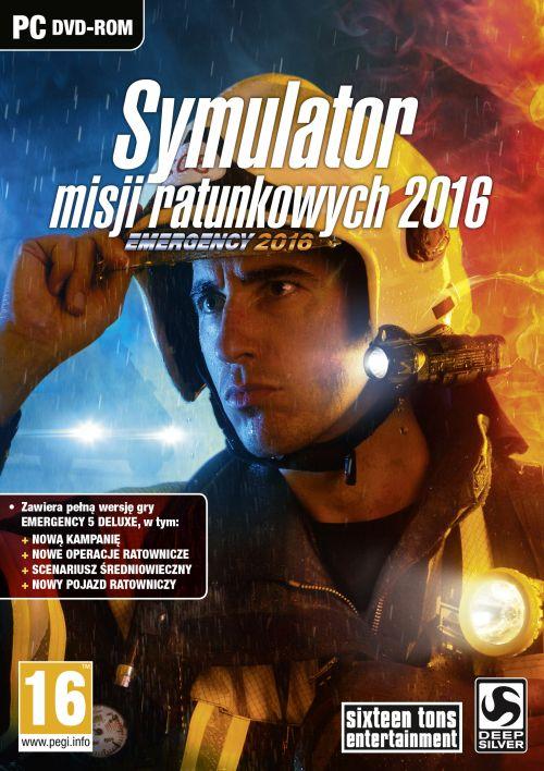Symulator misji ratunkowych: Emergency 2016 (PC)