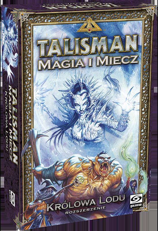 Talisman: Magia i Miecz - Królowa Lodu