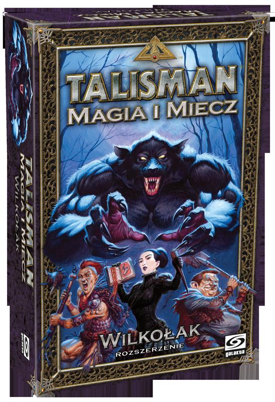 Talisman Magia i Miecz: Wilkołak