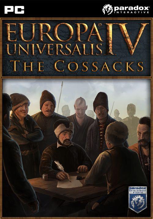 Europa Universalis IV: The Cossacks (PC) klucz Steam