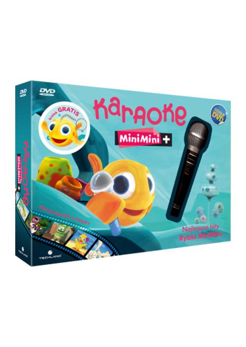 Karaoke Mini Mini (PC) PL + Brelok Rybka