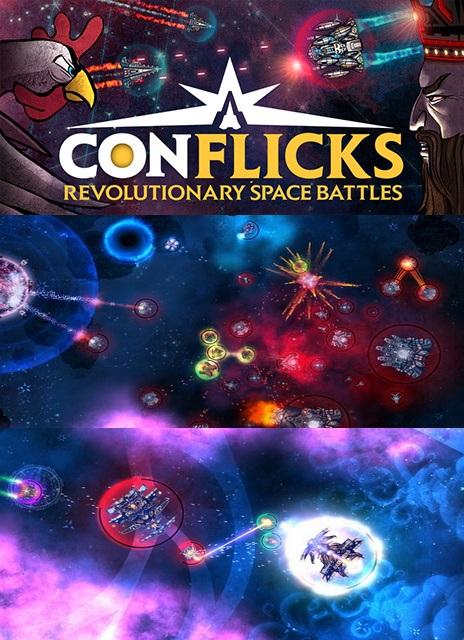 Conflicks (PC) klucz Steam