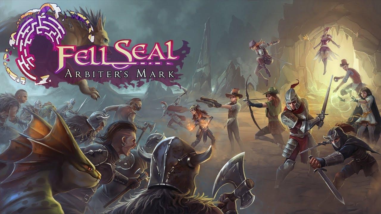 Fell Seal: Arbiter's Mark (PC) DIGITAL