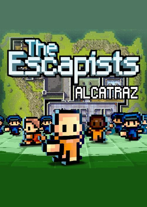 The Escapists - Alcatraz (PC) klucz Steam
