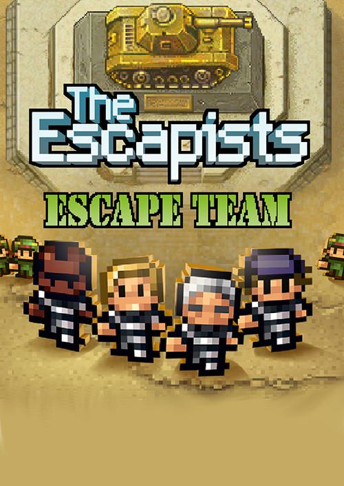 The Escapists - Escape Team (PC) klucz Steam