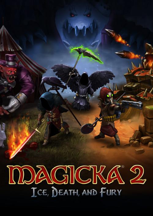 Magicka 2: Ice, Death and Fury DLC (PC) PL DIGITAL