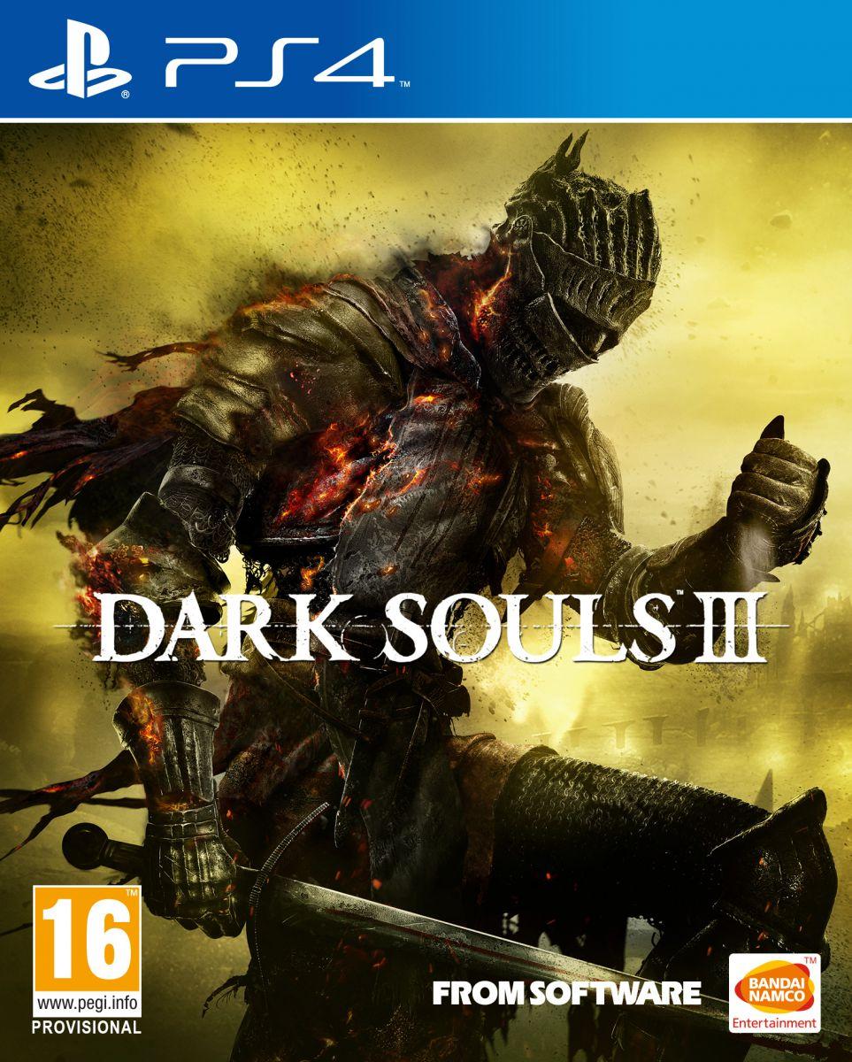 Dark Souls III Edycja Kolekcjonerska (PS4) PL