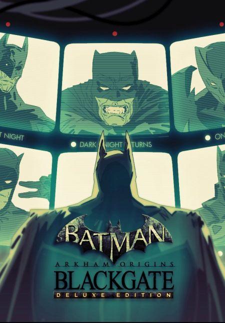 Batman™: Arkham Origins Blackgate - Deluxe Edition (PC) DIGITÁLIS
